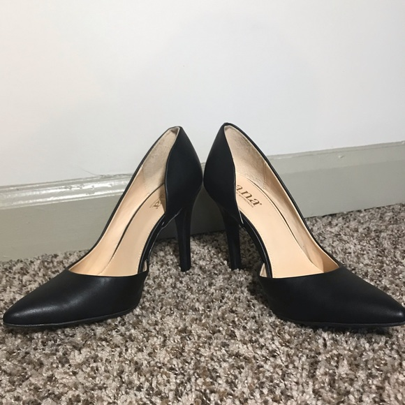 04bd7cfb453 a.n.a Shoes - a.n.a Black Pumps